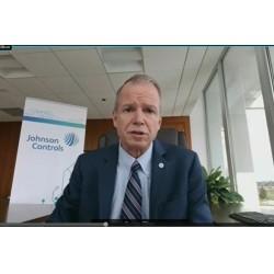Johnson Controls Başkanı ve CEO'su George Oliver