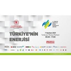 4. Türkiye Enerji ve Doğal Kaynaklar Zirvesi, 7 Haziran 2021