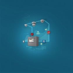Cerberus FIT yangın koruma sisteminin yeni versiyonu, EN54-23 uyumlu alarm cihazları