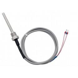 Şekil 1: Ortam Ölçümlerinde Kullanılan PT100 Sıcaklık Sensörü [1]