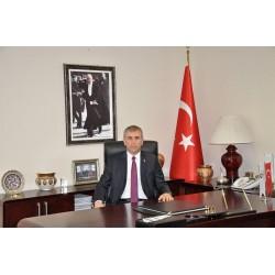 İSİB Yönetim Kurulu Üyesi ve Heyet Başkanı Murat Bakanay