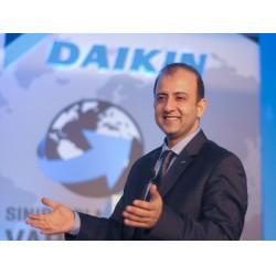 Daikin CEO'su Hasan Önder