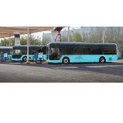 Elektrikli otobüs altyapı projesi sözleşmesi