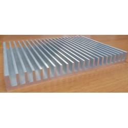 Şekil 2. Alüminyum Soğutma Kanatları [3]