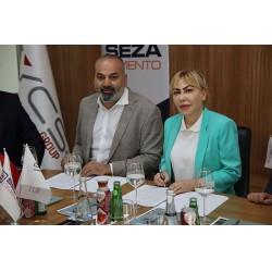 Mustafa Herdem ve Prof. Dr. Yasemin Açık