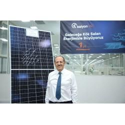 Kalyon Holding Yönetim Kurulu Başkanı Cemal Kalyoncu