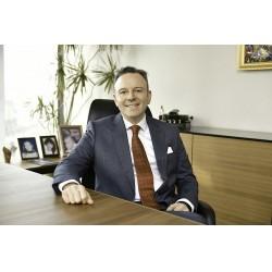 İSİB Yönetim Kurulu Üyesi ve Heyet Başkanı Alper Avdel