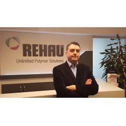 REHAU Türkiye ve TÜRKİ Cumhuriyetler Satış Direktörü ARDA ÖZER