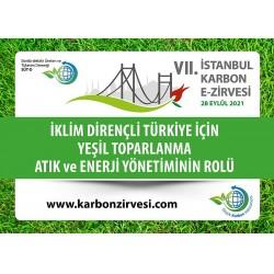VII İstanbul Karbon E-Zirvesi 2021