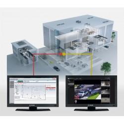 Bosch, Bina Entegrasyon Sistemi ile Milestone entegrasyonunu, tüm XProtect versiyonlarını dahil edecek şekilde geliştirdi.