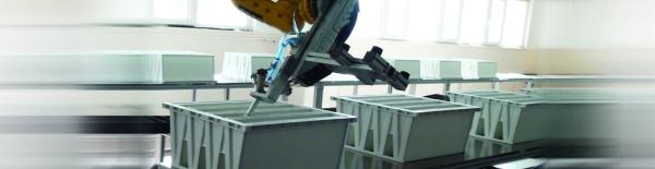 Robot otomasyonu ile kusursuz üretim